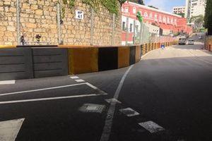 Guia Circuit in Macau: San Francisco Hill