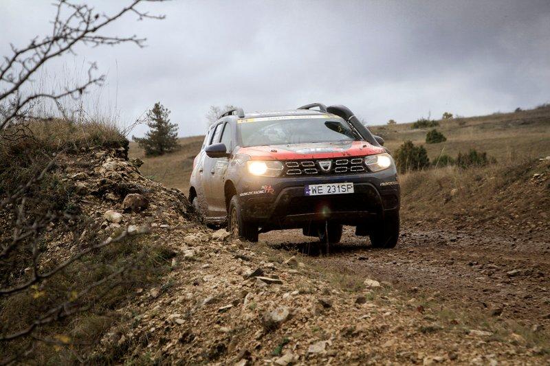 Dacia Duster Elf Cup