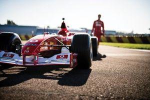 Мик Шумахер, Ferrari F2002