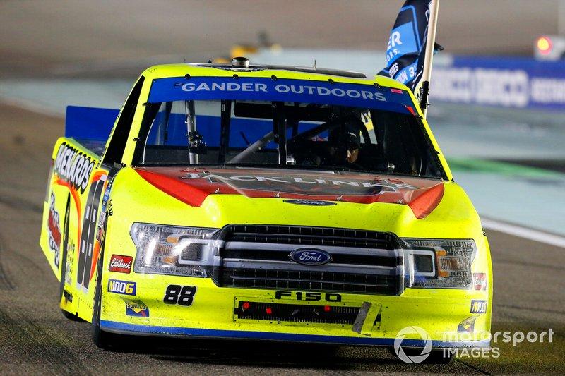 Champion Matt Crafton, ThorSport Racing, Ford F-150