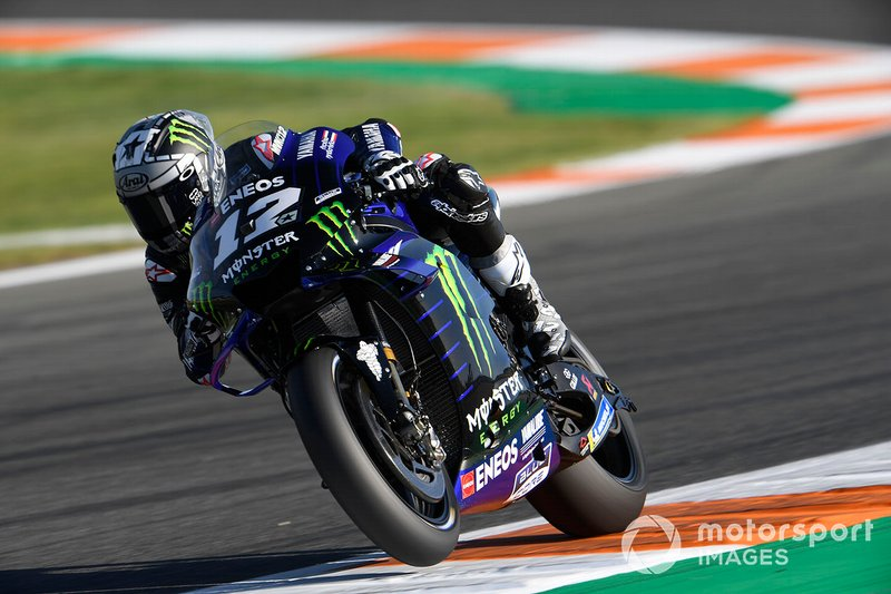 4 - Maverick Vinales, Yamaha Factory Racing