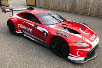 Team Turkey TF Sport Aston Martin Vantage, Salih Yoluç & Ayhancan Güven