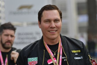 Dutch DJ and record Producer Tiesto