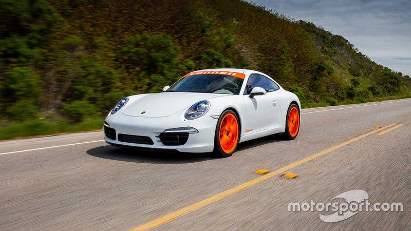 Porsche 911 Carrera Vonnen