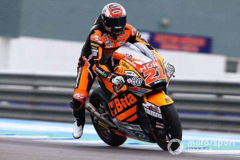 Nicolo Bulega, Gresini Racing