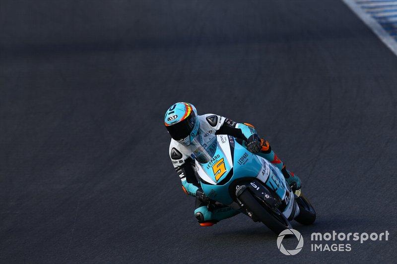 11º Jaume Masia, Leopard Racing - 1:45.551