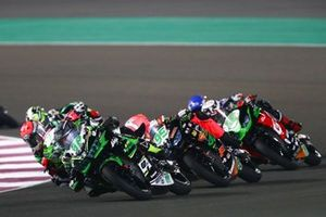 Bruno Ieraci, Kawasaki GP Project, Scott Deroue, Kawasaki MOTOPORT