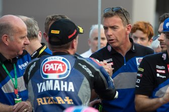 Paul Denning, Alex Lowes, Pata Yamaha
