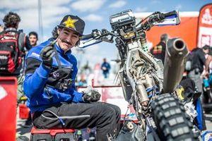 Хавьер Вега Пэурта, Pont Grup Yamaha, Yamaha WR450 (№99)