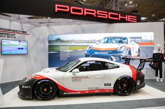 Porsche Carrera Cup car