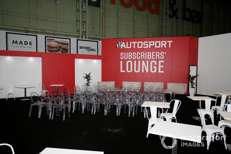The Autosport Subscribers' Lounge