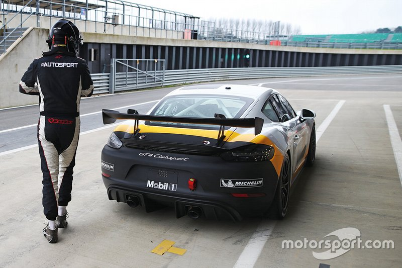 Confronto delle categorie Porsche