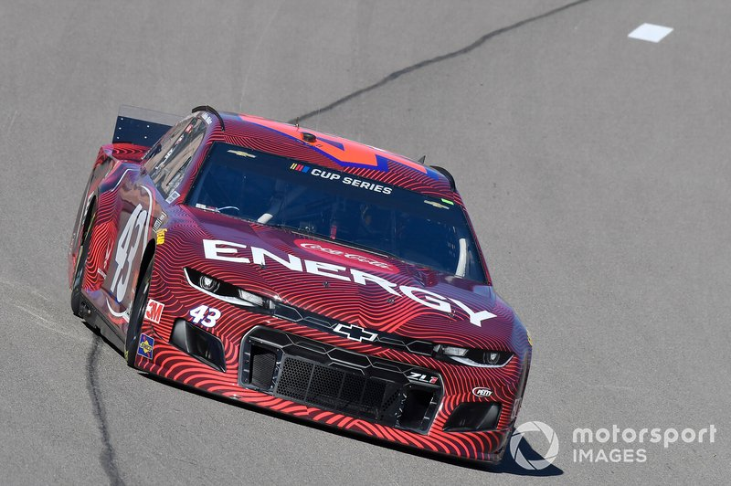 6. Darrell Wallace Jr., Richard Petty Motorsports, Chevrolet Camaro