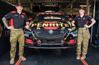 Zak Hunkin and Chontelle Anderson, Erebus Motorsport