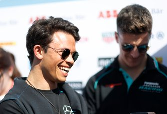 Nyck De Vries, Mercedes Benz EQ, James Calado, Jaguar Racing
