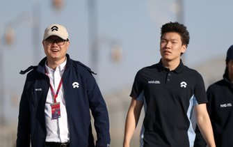 Daniel Cao, Novato piloto de pruebas para NIO 333