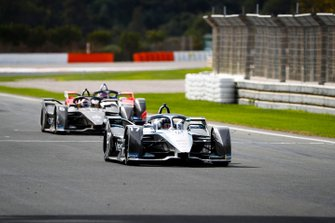 Nyck de Vries, Mercedes Benz EQ, EQ Silver Arrow 01 Brendon Hartley, Dragon Racing, Penske EV-4, Jérôme d'Ambrosio, Mahindra Racing, M6Electro