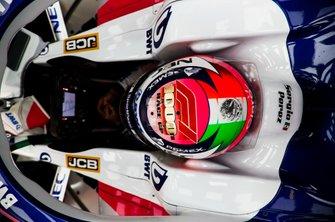 Sergio Perez, Racing Point, al GP della Cina del 2019