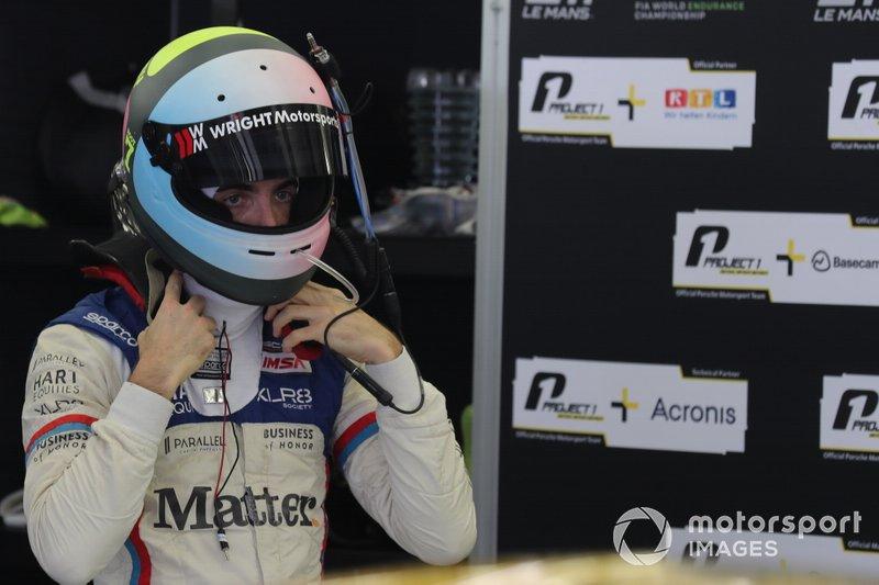 #57 Team Project 1 Porsche 911 RSR: Maxwell Root