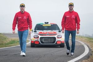 Pietro Elia Ometto, Andrea Crugnola, CItroen C3 R5, Citroen Italia