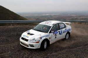 Ramon Ferreyros, Group N Mitsubishi Lancer