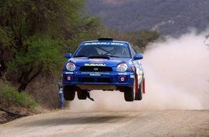 Patrick Richard, Subaru Impreza