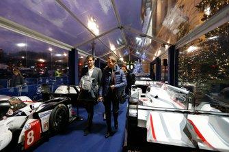 Mark Webber, Timo Bernhard