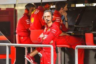 Laurent Mekies, Sportief directeur, Ferrari