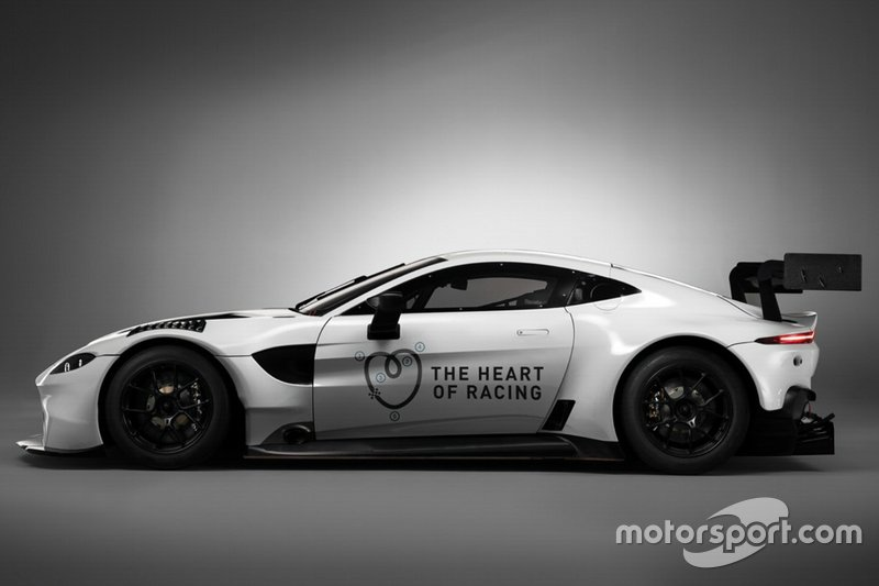 Heart of Racing, Aston Martin Vantage GT3