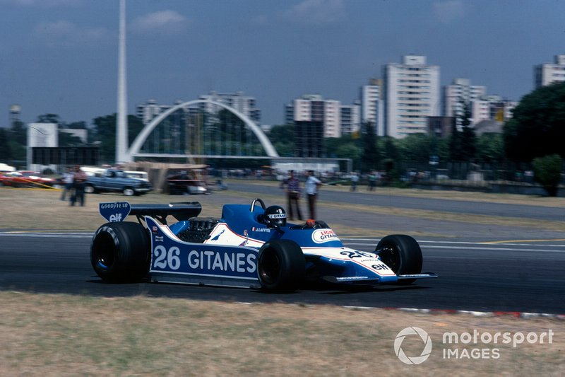 Jacques Laffite, Ligier JS11 Ford