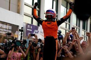 Le vainqueur Richard Verschoor, MP Motorsport