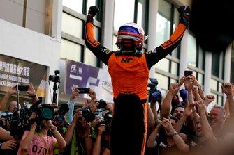 Racewinnaar Richard Verschoor, MP Motorsport