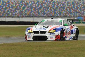 #96 Turner Motorsport BMW M6 GT3, GTD: Robby Foley III, Jens Klingmann, Bill Auberlen, Dillon Machavern