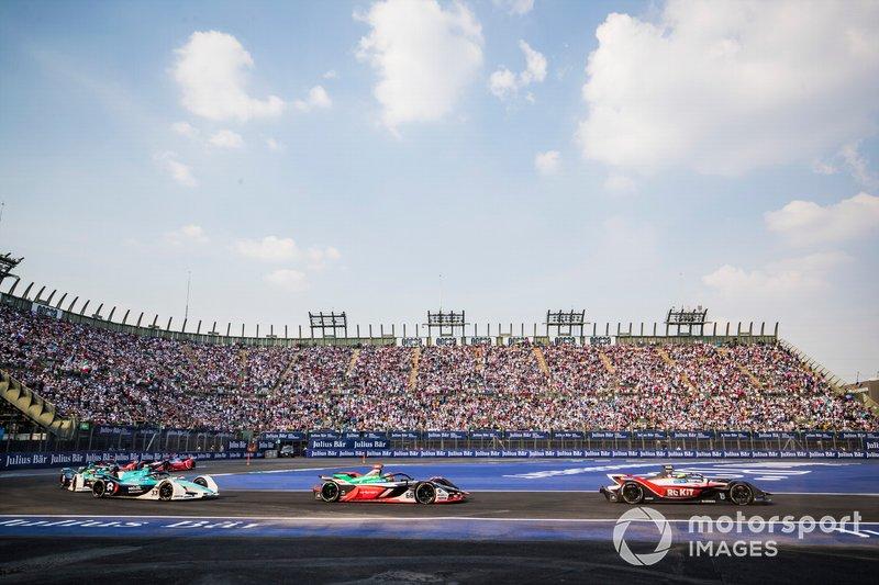 Felipe Massa, Venturi, EQ Silver Arrow 01 Daniel Abt, Audi Sport ABT Schaeffler, Audi e-tron FE06, Ma Qing Hua, NIO 333, NIO FE-005