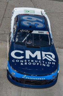 Ryan Sieg, RSS Racing, Chevrolet Camaro CMR Roofing