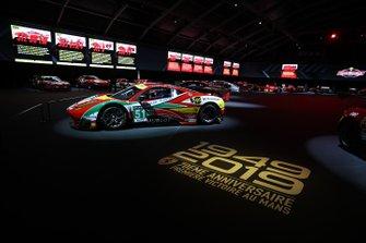 Ferrari exhibition