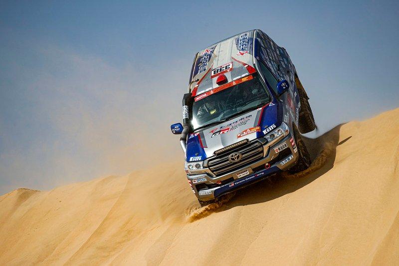 1º categoría T2 (coches de serie): Akira Miura, Laurent Lichtleuchter, 5.000€ + 1 trofeo