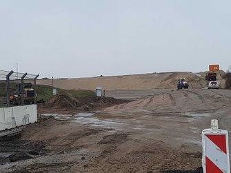 Circuit Zandvoort werkzaamheden