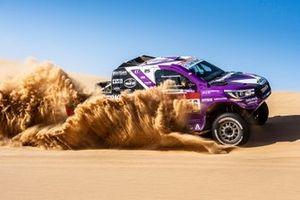 #316 Overdrive Toyota: Peter Van Merksteijn, Michael Orr