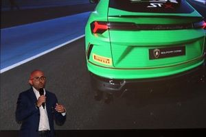 Lamborghini Urus ST-X, presentation