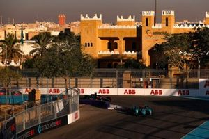 Mitch Evans, Jaguar Racing, Jaguar I-Type 4 Oliver Rowland, Nissan e.Dams, Nissan IMO2