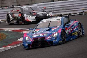 Kenta Yamashita, #6 WAKO'S 4CR LC500