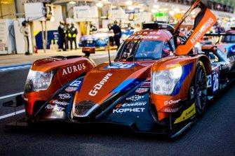 #26 G-Drive Racing Aurus 01 Gibson: Роман Русинов, Жан-Эрик Вернь и Йоб ван Эйтерт