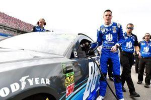 Alex Bowman, Hendrick Motorsports, Chevrolet Camaro Nationwide / Amazon Echo Auto