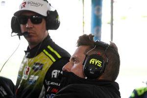 #14 AIM Vasser Sullivan Lexus RC-F GT3, GTD: Kyle Busch, James Sullivan