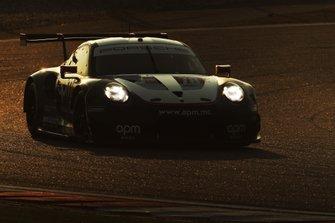 #78 Proton Competition PORSCHE 911 RSR - Louis Prette, Philippe Prette, Vincent Abril