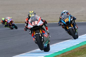 Thomas Luthi, Intact GP, Luca Marini, Sky Racing Team VR46
