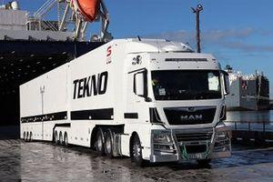 Team Sydney transporter