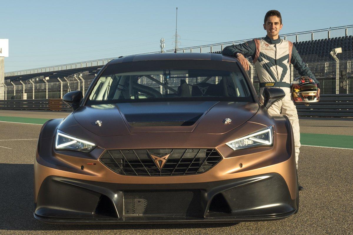 Mikel Azcona, Cupra Racing, Cupra Leon Competicion TCR