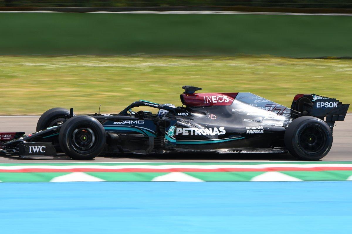Valtteri Bottas, Mercedes F1